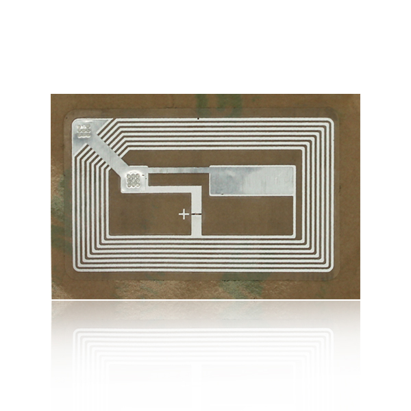 RFID DRY/WET INLAY