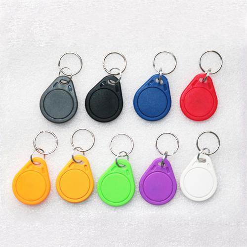 13.56 MHz High Frequency Access Control RFID Key Tag